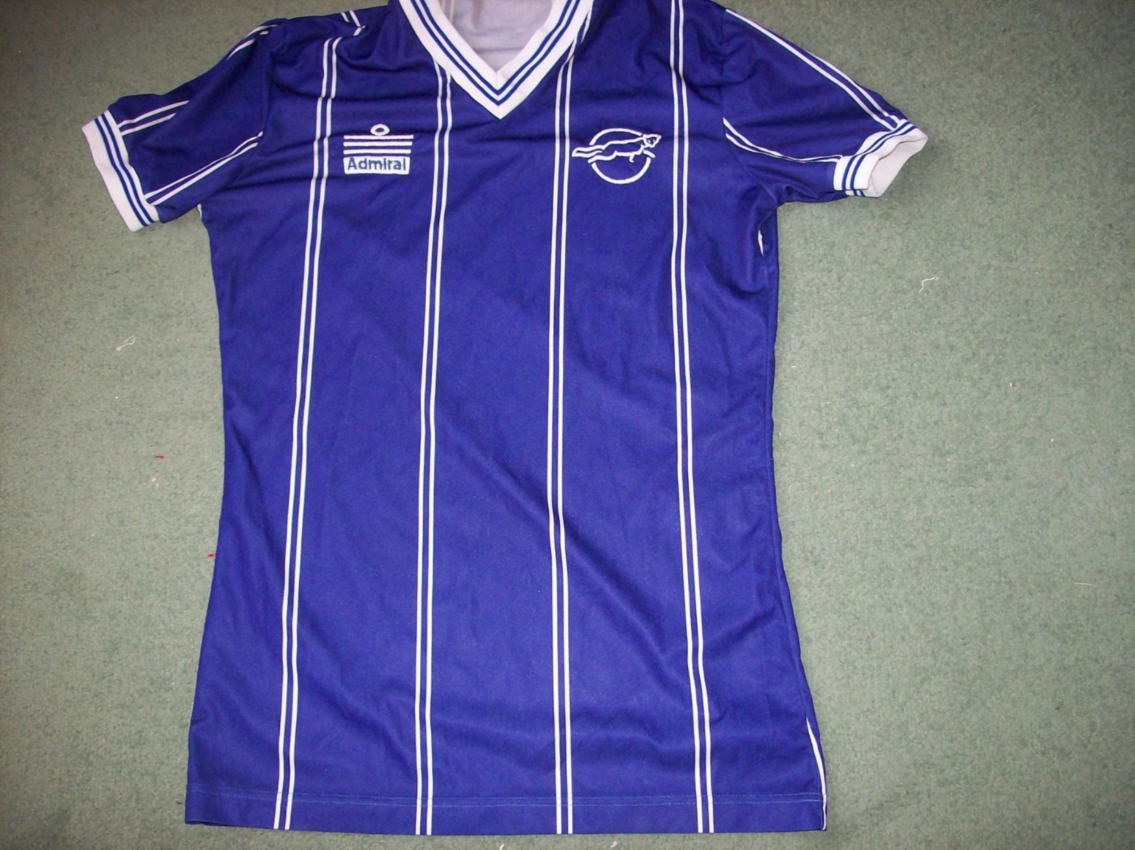 Global Classic Football Shirts | 1983 Leicester City ...