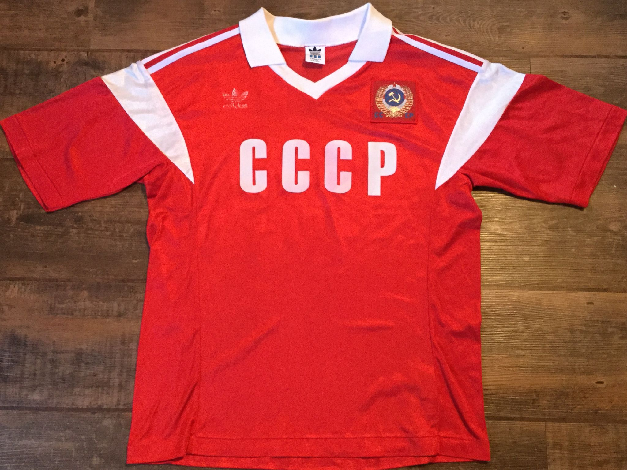 9b92a59e333 Global Classic Football Shirts | 1987 USSR Vintage Old Soccer Jerseys