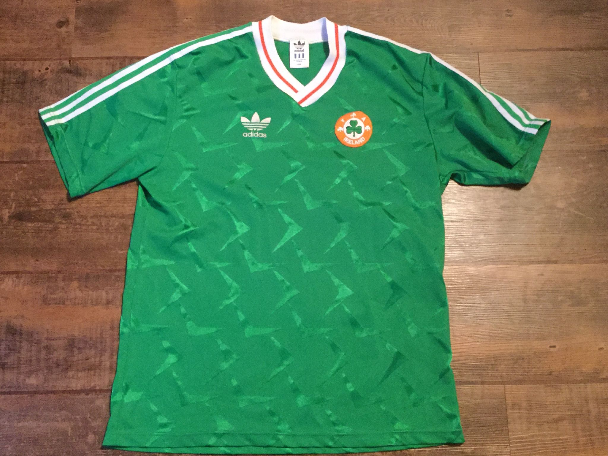 Global Classic Football Shirts 1990 1992 Republic Of