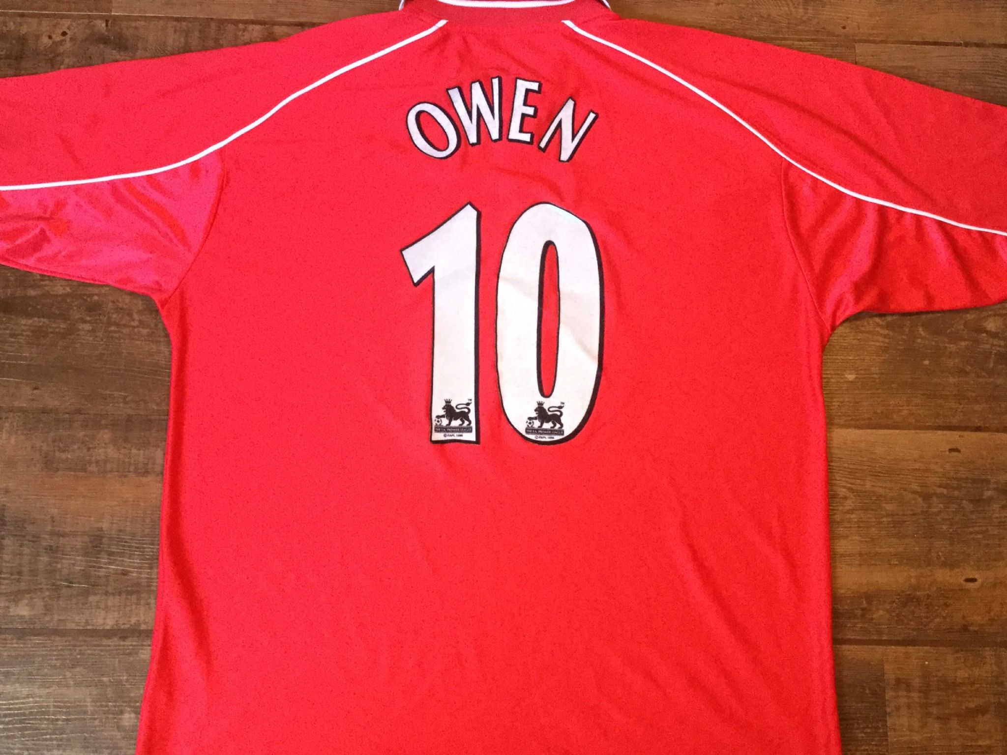 best website 41a21 a6f8b Global Classic Football Shirts | 1994 Liverpool Old Vintage ...