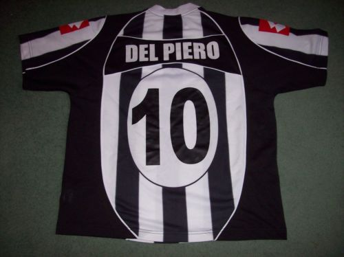 2002 2003 Juventus Del Piero Classic Football Shirt Adults Large ... 362367f13
