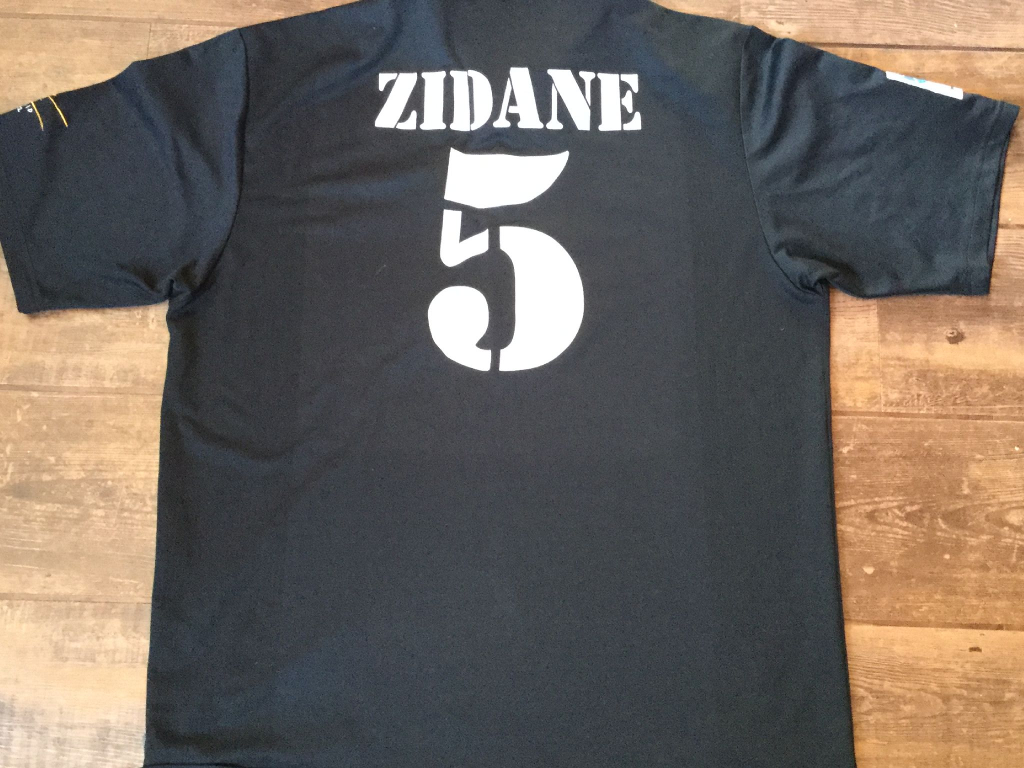 c046d36d2 2002 2003 Real Madrid Zidane Centenary Football Shirt Camiseta Adults XL