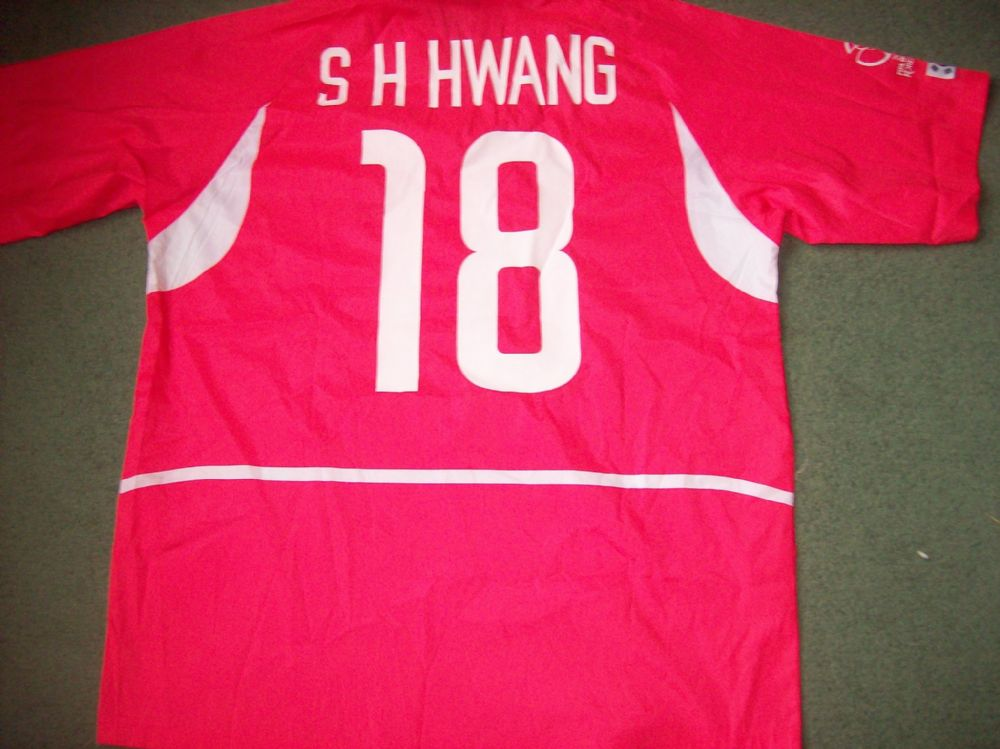 World Cup South Korea Red Adult T-Shirt