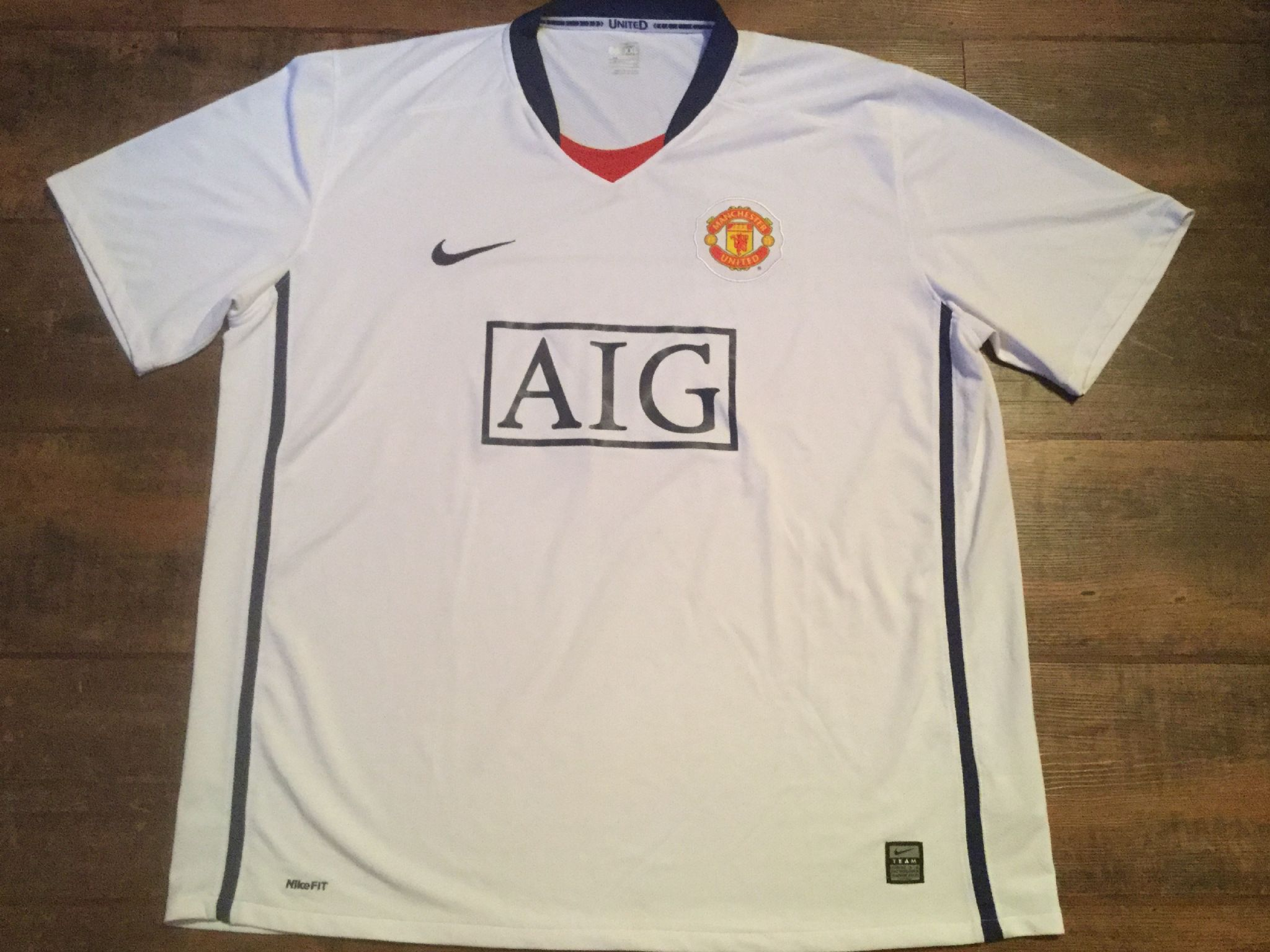 buy popular bddd1 93e30 Global Classic Football Shirts | 2008 Manchester United ...