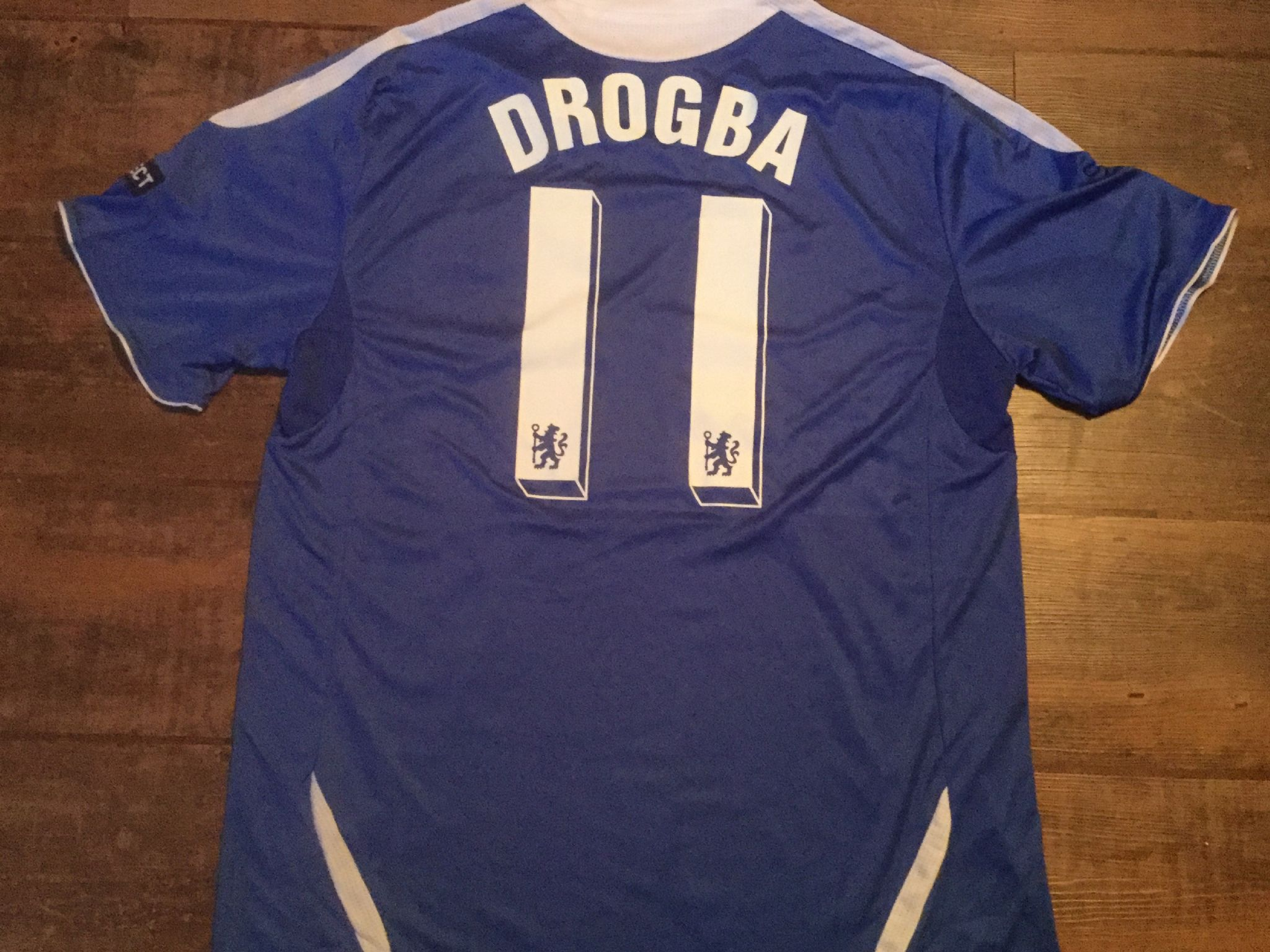 official photos 288f9 c2b2c Global Classic Football Shirts | 2011 Chelsea Vintage Old ...