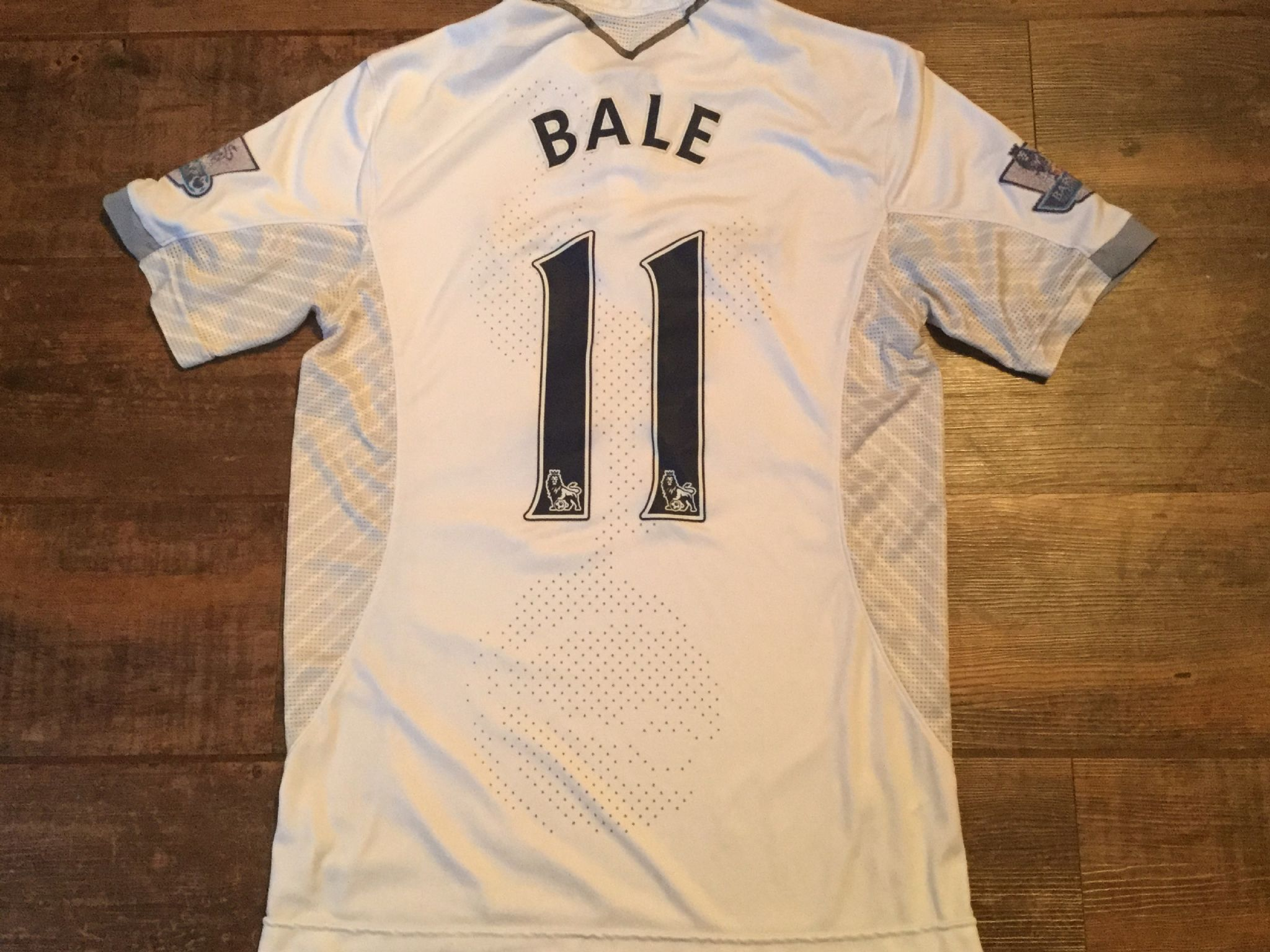 premium selection 6779c 7546c Global Football Shirts | 2012 Tottenham Bale Vintage Old ...