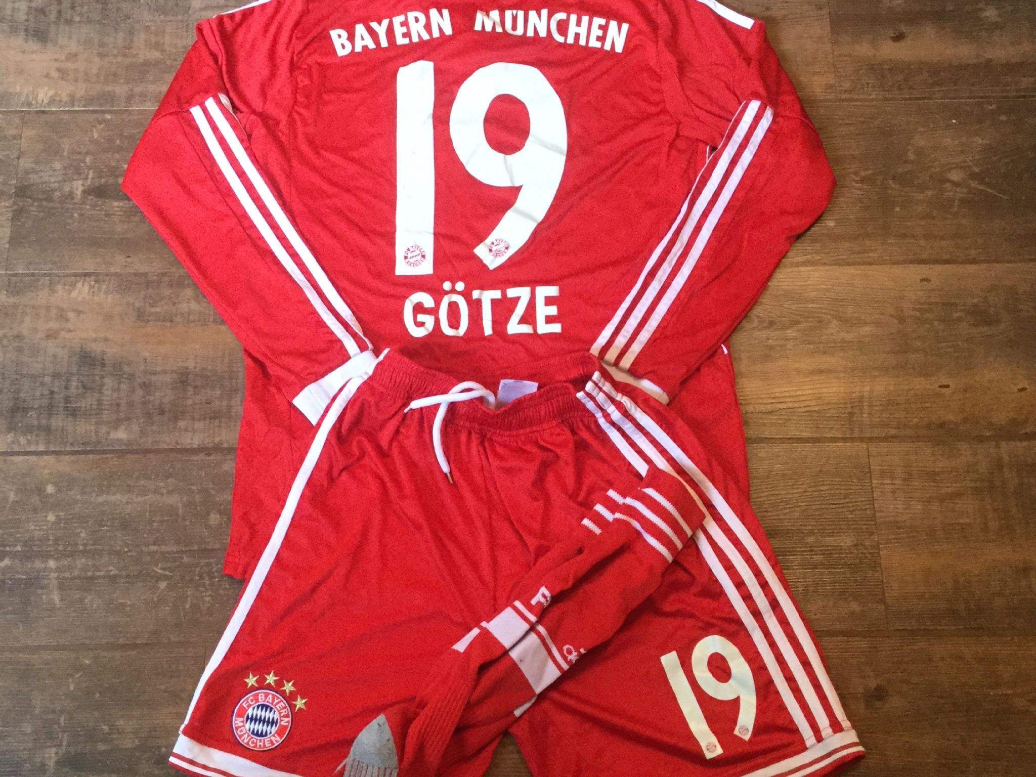 meet 0aed1 0243c Global Classic Football Shirts | 2013 Bayern Munich Vintage ...