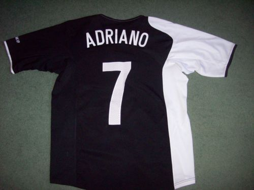 f8577cade67 Brazil Adriano 7 Stand Up to Racism Football Shirt Adults Large Top